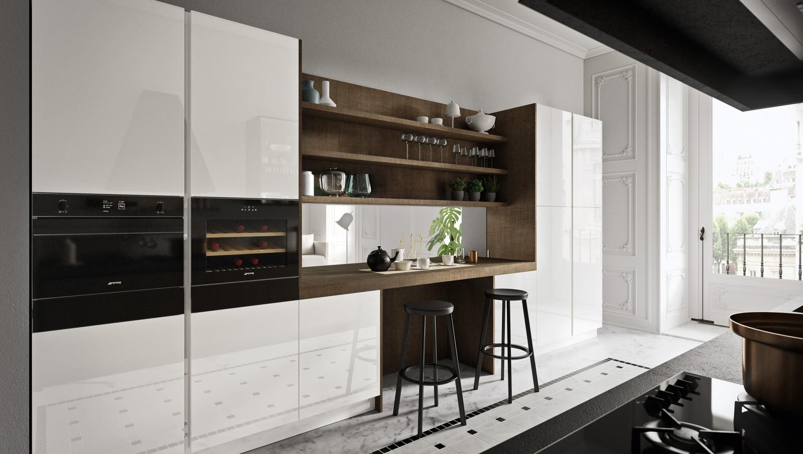 Cucina moderna – Paris