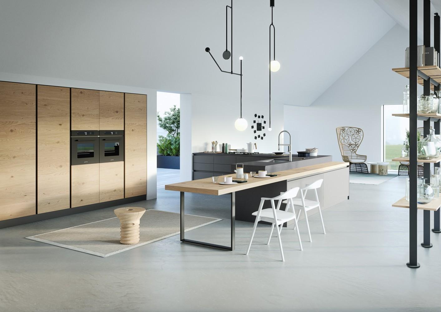 Cucina moderna – Malmo