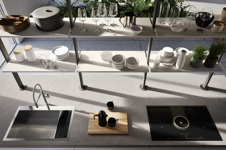Cucina moderna – Torino