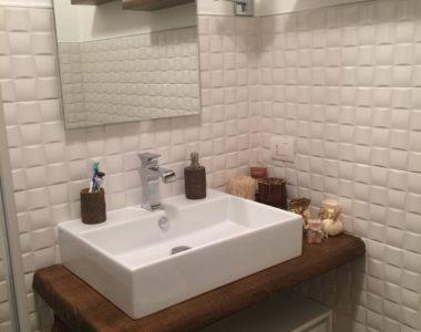 Progetto bagno servizio