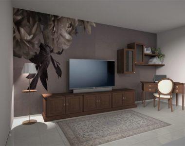 Angolo tv soggiorno