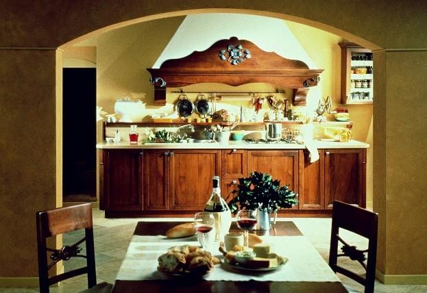 Cucina Bonarda lineare