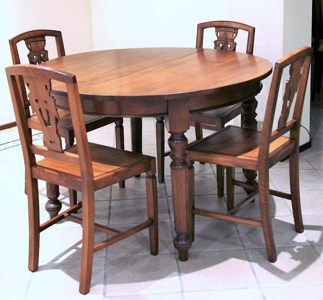 Tavoli e sedie in Outlet - VILLA CERMENATI ARREDAMENTI