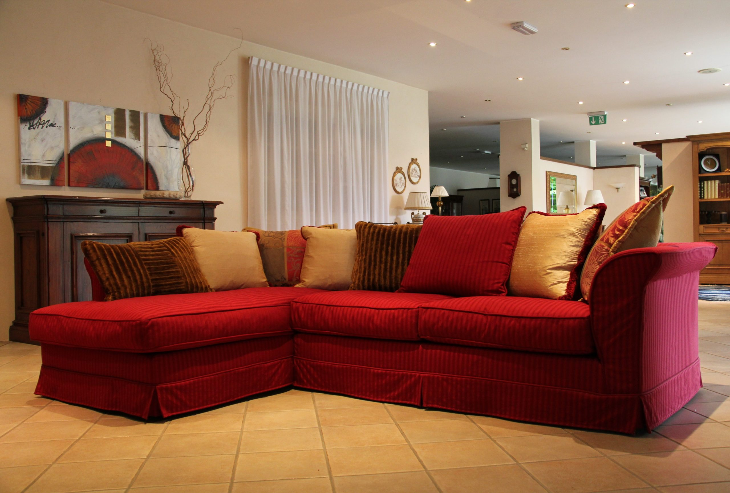 Composizione divano Rialto